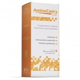 AminoCani's Pet 60 Comprimidos Suplemento Avert