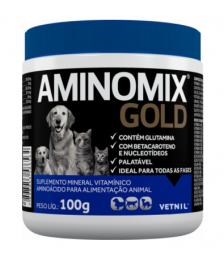 Aminomix Gold Vetnil - 100g