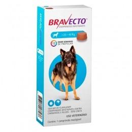 Antipulgas Bravecto De 20 a 40 Kg Original