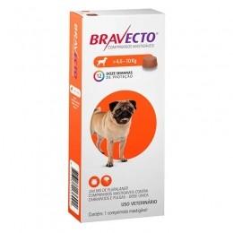 Antipulgas Bravecto De 4,5 A 10 Kg - Original