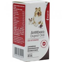 Antitóxico Oral Duprat 20ml