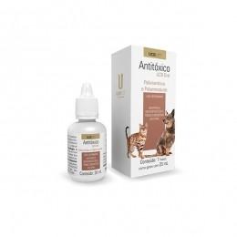 Antitóxico UCB oral Hepatoprotetor UCBVET 20ml