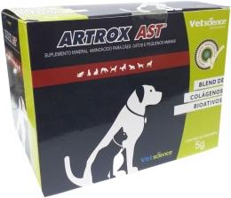 Artrox AST Suplemento Mineral Cães e Gatos 30 Unidades 5g