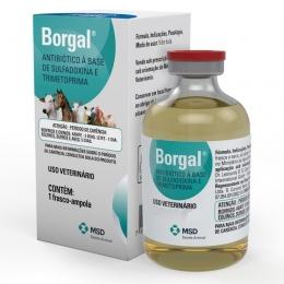 Borgal Injetável MSD 10ml