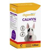 Calmyn Dog 120ml Organnact Para Cães