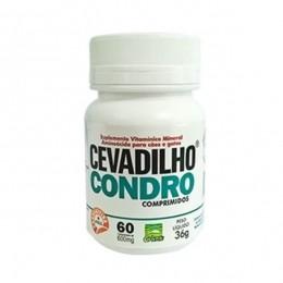Cevadilho Condro 600mg Oriente 60 Comprimidos 36g