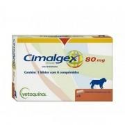 Cimalgex 80mg 8 Comprimidos Vetoquinol Para Cães