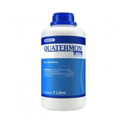 Desinfetante Quatermon 30%  1 Litro