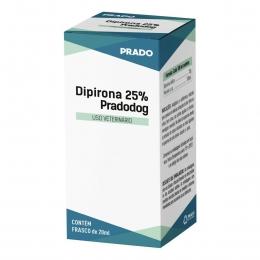 Dipirona 25% Pradodog 20ml