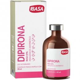 Dipirona Injetável Ibasa 50ml