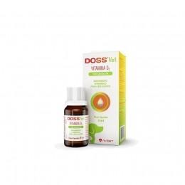 Doss Vet Vitamina D3 Suplemento Vitamínico 5ml