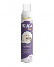 Educa Pet Organnact Educador Para Cães e Gatos 400ml/260g