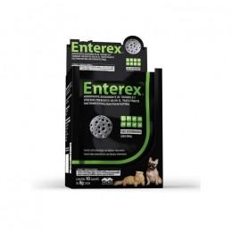 Enterex Adsorvente De Toxinas 10 Sachê de 8g Cada Vetnil