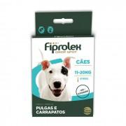Fiprolex Antipulgas Cães 11 A 20kg - Ceva 1 Pipeta 1,34ml