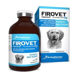 Firovet Dog Anti-Inflamatório Injetável 25ml