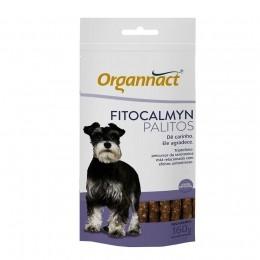 Fitocalmyn Palitos 160g Organnact Suplemento Para Cães