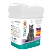 Granulado Sanitário Fino Trato Ultra Premium Para Gatos 10kg