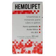 Hemolipet 30 Comprimidos Avert