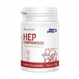 Hep Nutrisana Suplemento 30comp 30g