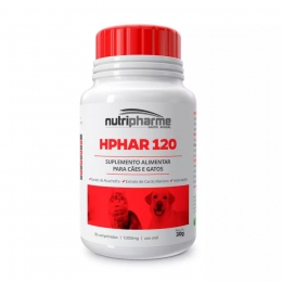 Hphar 120 Suplemento Alimentar 30 Comprimidos 1000mg
