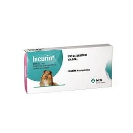 Incurin MSD Estriol 1mg Para Cães 30 comp.