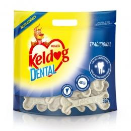 Keldog Osso Dental Francês Pacote Econômico 350g
