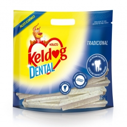 Keldog Osso Dental Y Pacote Econômico 350g