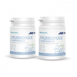 Kit 2 Munnomax 30g Suplemento Nutrisana 30 Comprimidos