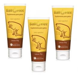 Kit 3 Ball Free Pasta Oral 70g Agener