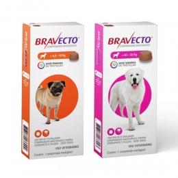 Kit Antipulgas Bravecto De 4,5 A 10kg E 40 A 56 Kg  Original