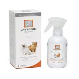 Labyderm Bioforce Spray Para Cães e Gatos 100ml
