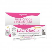 Lactobac Cat Organnact 16g/12ml Display 13 Seringas
