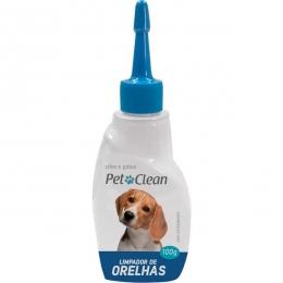 Limpador de Orelhas Pet Clean 100g