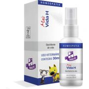 Mais Vida H 30ml Homeopet Real H Homeopatico Cães e Gatos Idosos