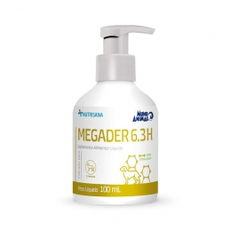 Megader 6.3H Suplemento Alimentar Nutrisana 100ml