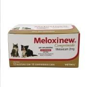 Meloxinew 2mg Anti-Inflamatório 12 Blisters Com 10 Comp.