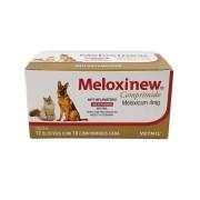 Meloxinew 4mg Anti-Inflamatório 12 Blisters Com 10 Comp.