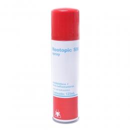 Neotopic SM Spray Antibiótico e Anti-Inflamatório 125ml