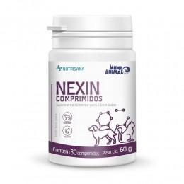 Nexin Nutrisana Suplemento Mundo Animal 30Comprimidos 60g