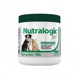 Nutralogic Pó 100 Gr - Vetnil  Vitamina P/ Cães E Gatos