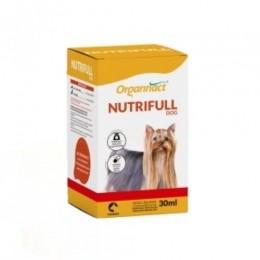Nutrifull Dog Organnact 30ml Para Cães