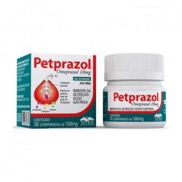 Omeprazol 10mg Petprazol Vetnil 30 Comprimidos de 100mg