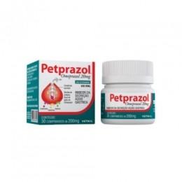 Omeprazol 20mg Petprazol Vetnil 30 Comprimidos de 200mg