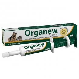 Organew Pet Pasta Probiótico 12g
