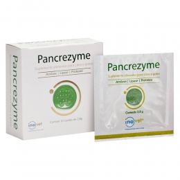 Pancrezyme Suplemento Alimentar 10 Sachês 2,8g