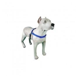 Peitoral K9 Spirit Treinamento para Cães Azul Tamanho M