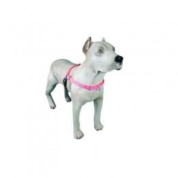 Peitoral K9 Spirit Treinamento para Cães Rosa Tamanho P