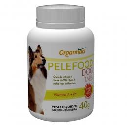 Pelefood Dog Tabs 20 Tabletes 40g Organnact