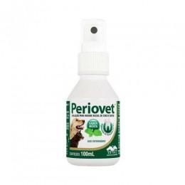 Periovet Solução Higiene Bucal Vetnil 100ml