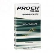 Proex Cepav 50mg 20 Comprimidos